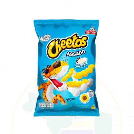 Salgadinho assado Onda - Requeijão - Elma Chips 42g