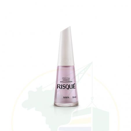 Nagellack - Esmalte Risqué Cremoso Ninfa - 8ml