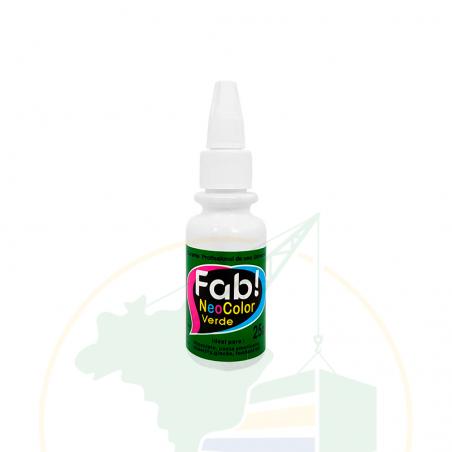 Lebensmittelfarbe - Corante NeoColor Verde - 25g