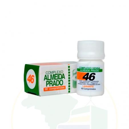 Complexo Homeopático - Almeida Prado - 46 - 60 Comprimidos