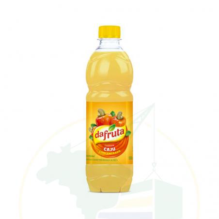 Suco concentrado de Caju - Dafruta - 500ml