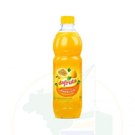 Maracuja Fruchtsaftkonzentrat- Suco concentrado de Maracujá Dafruta 500ml