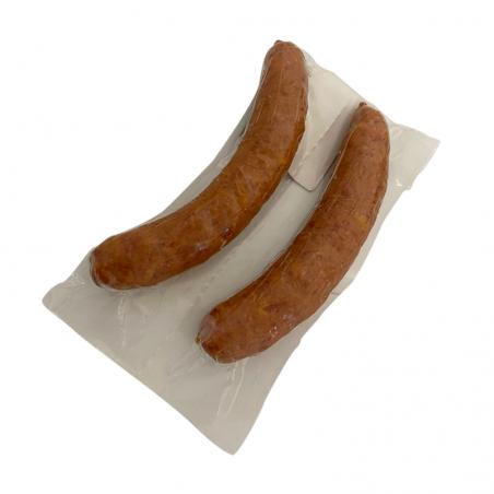 Geräucherte Wurst für Fejoada - Linguiça tipo Calabresa - Picante - ca. 275 g