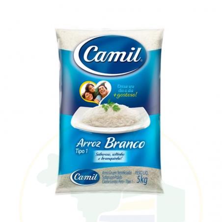 Arroz Branco Agulhinha CAMIL - 5 kg