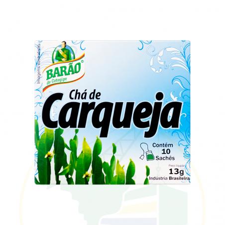 Chá de Carqueja Barão - 13g