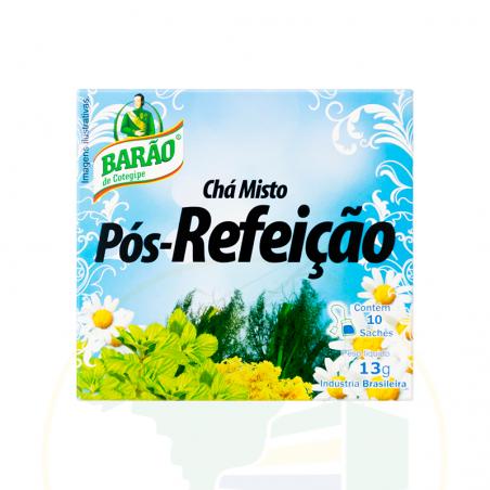 Chá Misto Pós-Refeição Barão - 13g