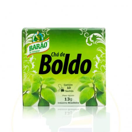 Boldo Tee - Chá de Boldo Barão - 13g