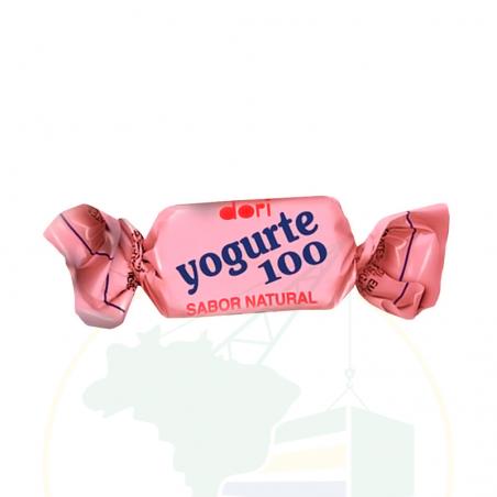Bonbon mit Joghurtgeschmack - Bala DORI Yogurte 100 Original - unidade