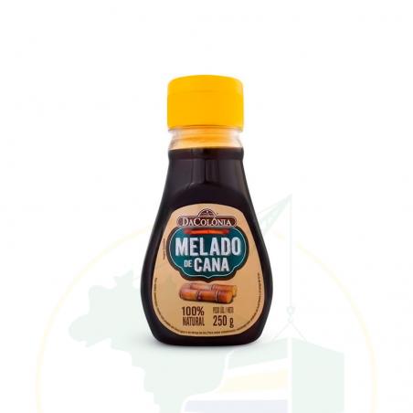 Zuckerrohrmelasse 100% natürlich - Melado de cana 100% natural DaColônia - 250g