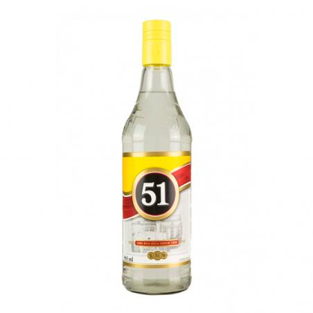 Zuckerrohrschnaps - Cachaça 51 - 965ml - 39%vol