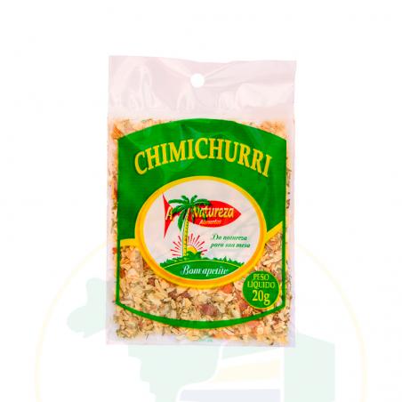 Tempero Chimichurri - A Natureza - 20g