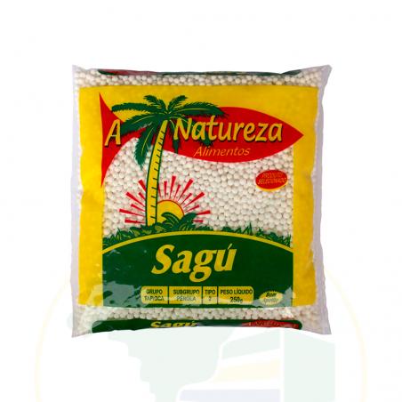Sagu - A Natureza - 250g