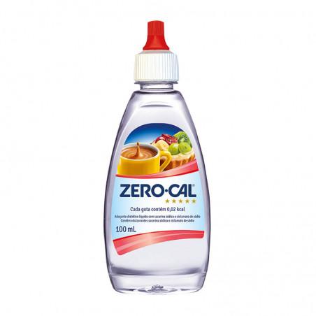 Adocante Liquido Zero Cal 100ml