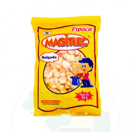 Popcorn, salzig - Pipoca Salgada MAGITLEC 50g
