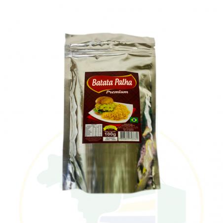 Batata Palha  - A natureza - 100g