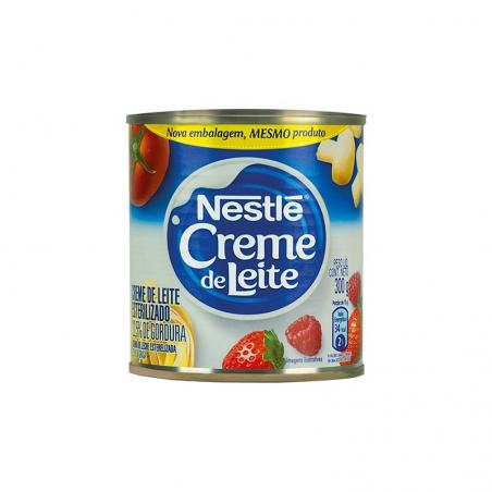 Milchcreme homogenisiert - Creme de Leite Nestlé 300g
