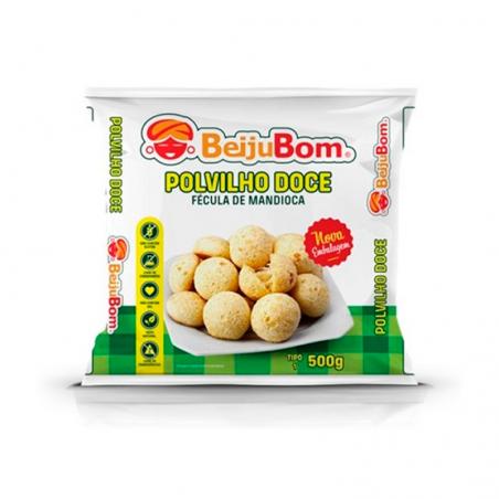 Maniokstärke, süsslich, Polvilho Doce - BeijuBom - 500g