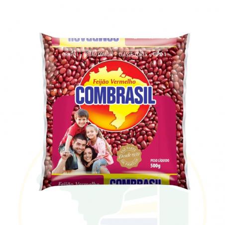 Getrocknete rote Bohnen - Feijão Vermelho COMBRASIL 500g