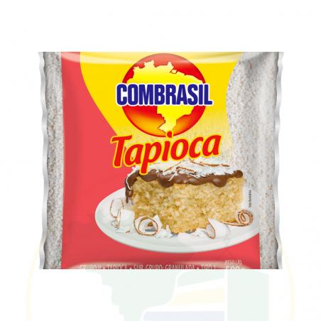Granulierte Tapioka - Tapioca granulada COMBRASIL 500g