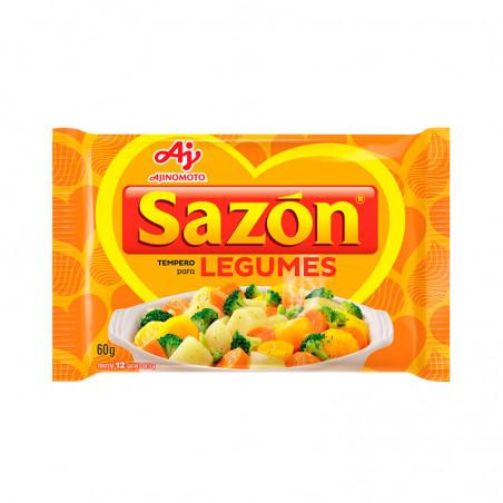 Sazón Amarelo (Legumes) 60g