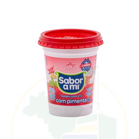 Gewürzmischung  mit Peffer -  Tempero Completo com Pimenta SABOR AMI 300g