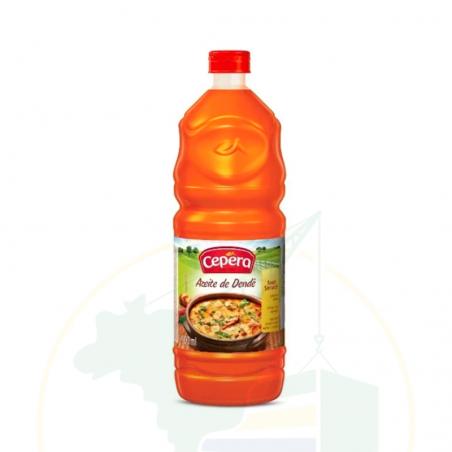 Palmöl - Azeite de Dendê CEPÊRA - 900ml