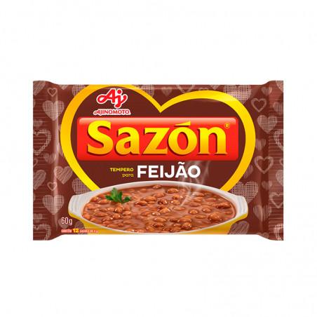 Gewürzmischung für Bohnengerichte - Sazón Marrom (Feijão) 60g