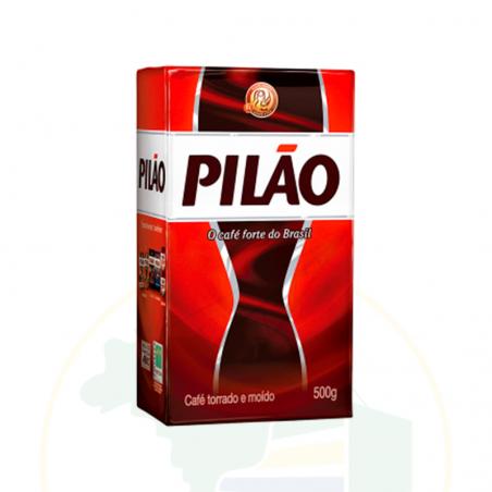 Kaffee, geröstet und gemahlen - Café Pilão Torrado E Moído Vácuo 500g
