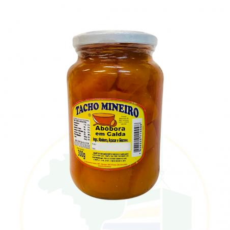 Doce de Abóbora em Calda TACHO MINEIRO - 300g