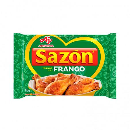 Gewürzmischung für Geflügel - Sazón Verde (Frango) 60g