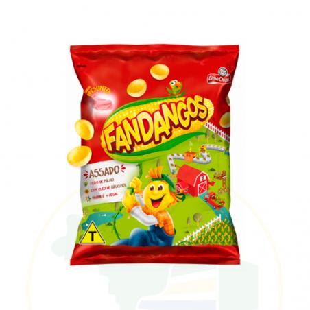 Salgadinho Fandangos - Presunto - Elma Chips  50g