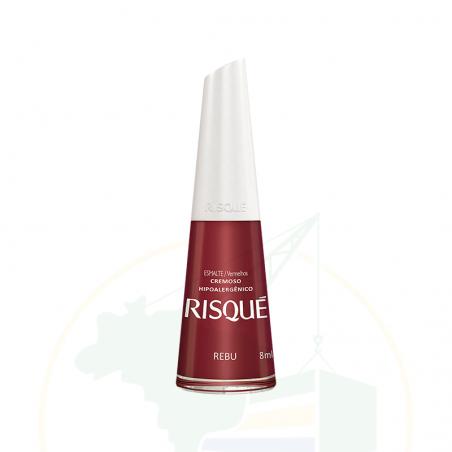 Nagellack - Esmalte Risqué Cremoso Rebu - 8ml