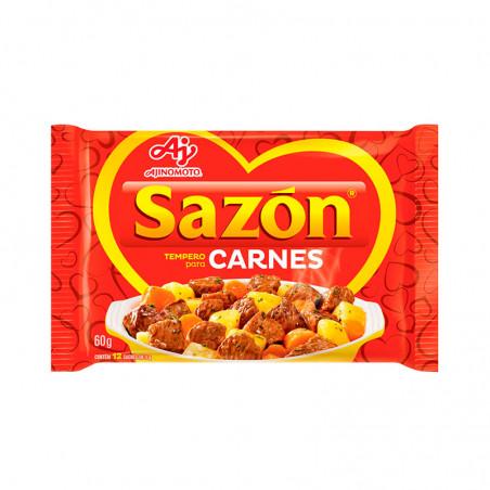 Sazón Vermelho (Carnes) 60g