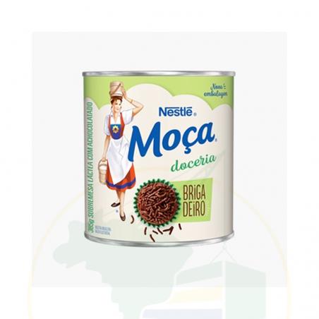Dessert-Paste - Brigadeiro - Moça NESTLÉ - 385g