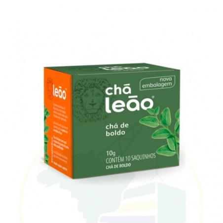 Chá Leão Boldo 10g