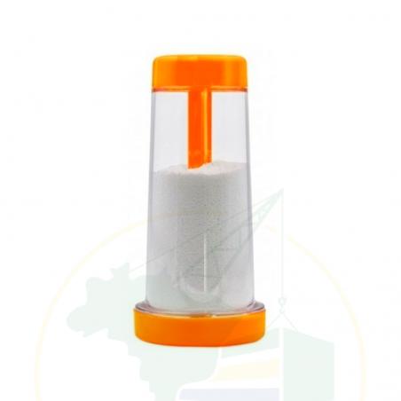 Plastikbehälter mit Sieb für Tapioka - Tapioqueira Tapy LARANJA