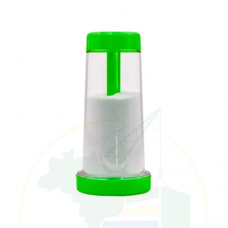 Plastikbehälter mit Sieb für Tapioka - Tapioqueira Tapy VERDE