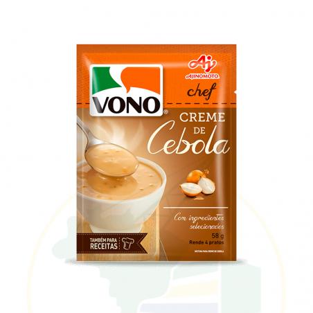 Zwiebelpulver Instant - Creme de Cebola VONO 58g