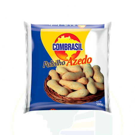 Polvilho Azedo - COMBRASIL - 500g