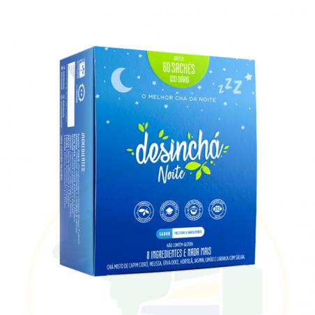 Kräuter Tee - DESINCHÁ NOITE - 60 sachês
