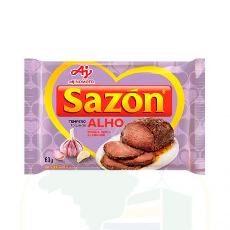 Sazón Lilás (Alho) 60g