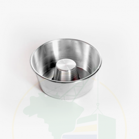 Forminha Mini Pudim - unidade - 350ml