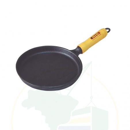 Pfanne für Tapioka - Frigideira de ferro fundido para Tapioca - 19cm