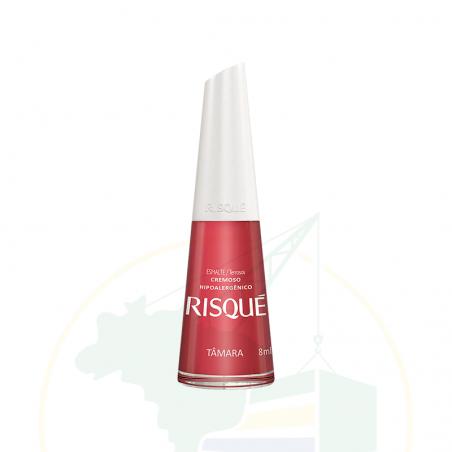 Nagellack - Esmalte Risqué Cremoso Tamara  - 8ml