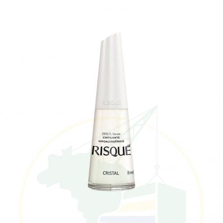 Esmalte Risqué Cintilante Cristal - 8ml